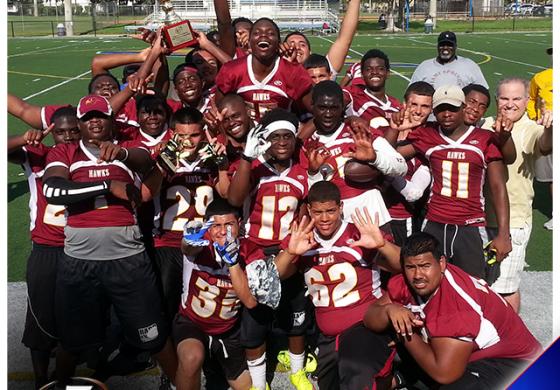 Miami Springs Golden Hawks - Elite 7v7™ 'Scholar Athlete' High School Champions