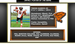 HIGH SCHOOL SPORTS - BOOKER T. WASHINGTON VS. MIAMI CAROL CITY - HSPN™ GAME OF THE WEEK