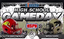 WESTERN WILDCATS DEFEAT THE SOUTH BROWARD BULLDOGS IN THE LAST GAME OF THE 2015 REGULAR SEASON