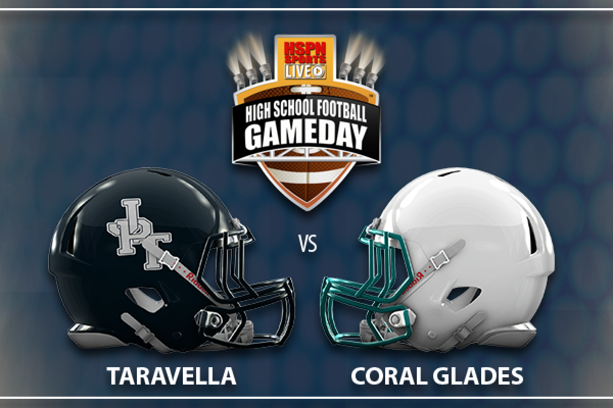 Week #5 – Friday Night Lights Game Day Features Taravella Trojans vs Coral Glades Jaguars