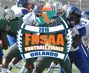 2016 Florida High School Football State Championships - REGIONAL SEMIFINAL MATCHUPS