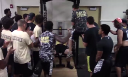 Coach Adam Ratkevich & The Western High School Football 'Wildcats To-Hype Weight Room Video'