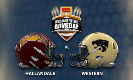 LIVE BROADCAST - HALLANDALE CHARGERS vs WESTERN WILDCATS, DAVIE, FLORIDA - FRIDAY, SEPT 8TH, PRE GAME STARTS AT 6:45PM