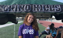 HSPN SPORTS WEST; CALIFORNIA - Chino Hills' Raeanne Jones 4.0gpa Loves to Compete & Confident in her Abilities to Succeed