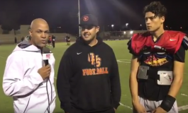 HSPN WEST CALIFORNIA; Que up the California Quarter Finals:  7-3 Rio Hondo Prep faces 9-2 Orange High in CIF SS Playoff Game