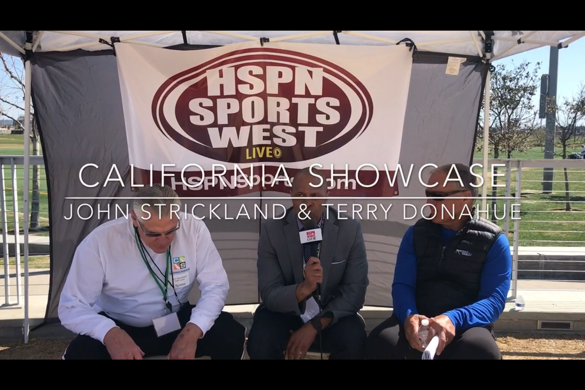 HSPN WEST – ARTICLE, INTERVIEWS & HIGHLIGHTS – Seniors Shine at 2018 California Showcase