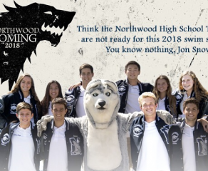"Go ""Inside the Game"" Northwood High School Swim Team"